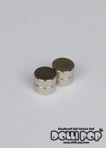 Magnet (7mm x 3mm)- [Chu line] Head