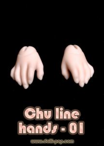[Chu] hands-01 (Basic)
